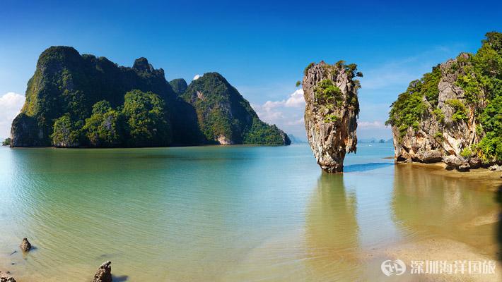 西瑞湾威斯汀度假酒店 / 深圳市海洋国际旅行社有限