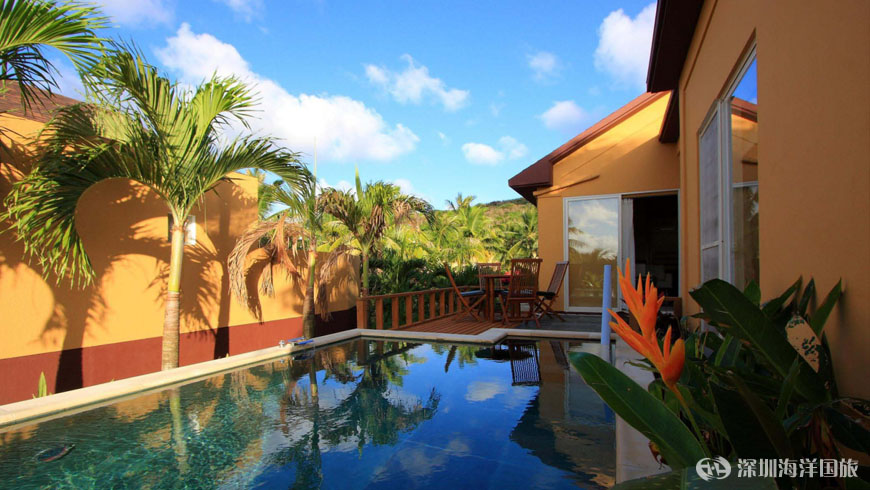 马里亚纳酒店 mariana resort & spa