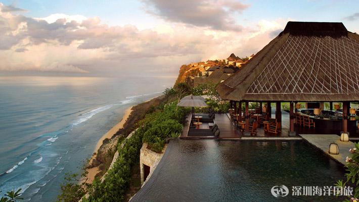 宝格丽巴厘岛度假酒店 bvlagri resort bali / 深圳市
