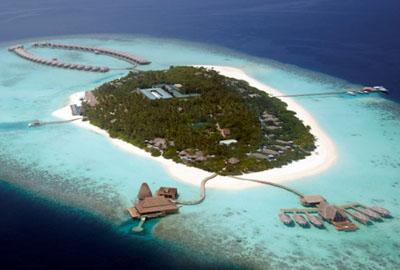 安娜塔拉吉哈瓦岛 Anantara Kihavah Villas