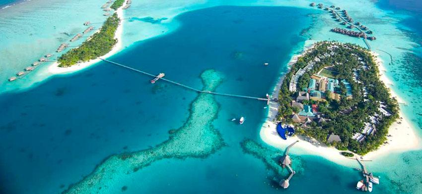 港丽岛 Conrad Maldives Rangali Island