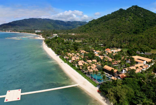 苏梅岛艾美温泉度假酒店  Le Meridien Koh Samui Resort & Spa