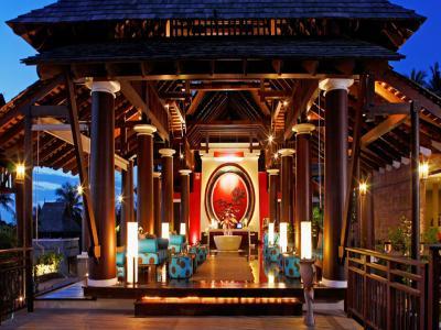 苏梅本德哈里温泉度假村及别墅  Bhundhari Spa Resort & Villas Samui