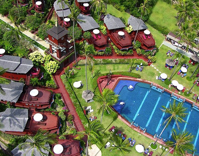 帝国博特豪斯海滩度假村 Imperial Boat House Beach Resort