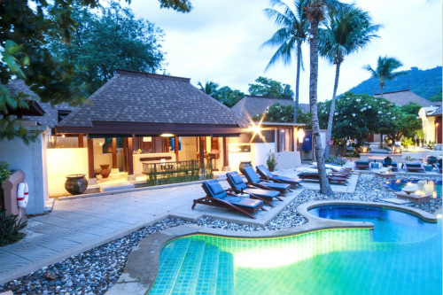 苏梅岛亭阁精致度假酒店 Pavilion Samui Boutique Resort