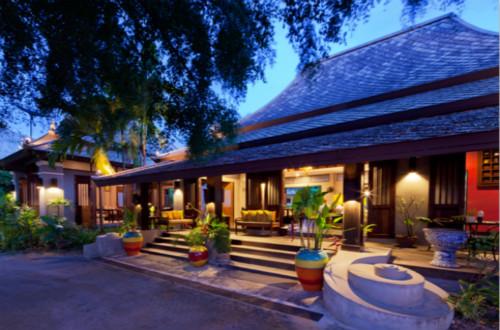 查汶海滩花园度假村 Chaweng Garden Beach Resort