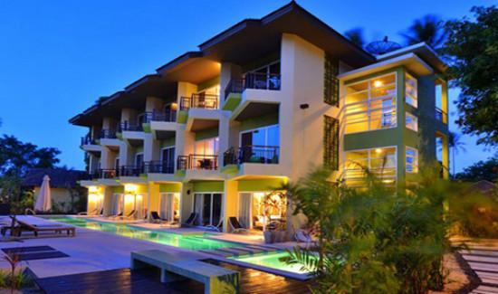 帕纳利度假酒店  Panalee Resort