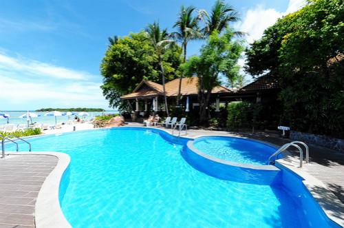 苏梅岛那帖度假村酒店  Samui Natien Resort