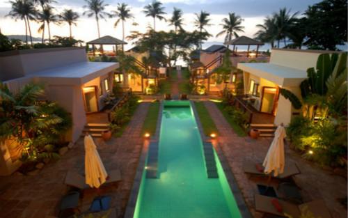 塔纳梅拉别墅酒店 Villa Tanamera