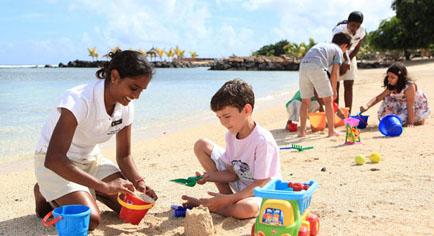 洲際酒店 Intercontinental Mauritius Resort