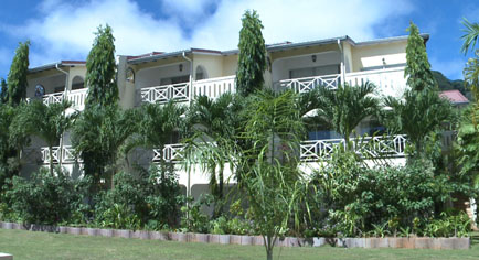 可可多爾酒店 Coco D'or Hotel Seychelles