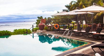 希爾頓阿拉曼達 Double Tree by Hilton Seychelles All