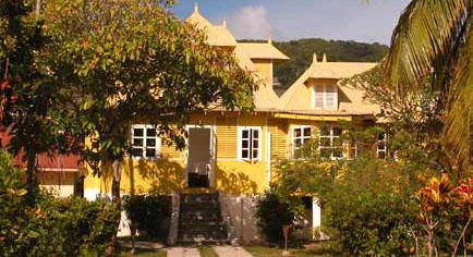 拉迪格島度假屋 La Digue Island Lodge