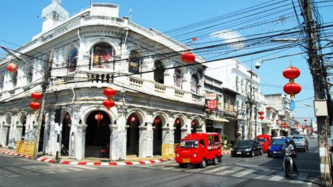 阿卡芭東酒店 Acca Patong