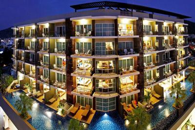 安达凯拉酒店 Andakira Hotel Phuket-Patong Beach
