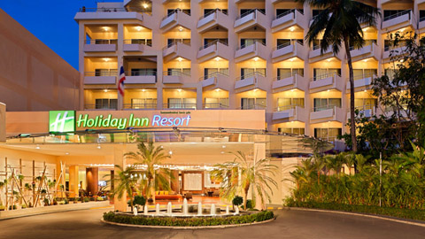 假日酒店度假村  Holiday Inn Resort PHUKET