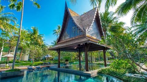 雙棕櫚樹度假村 Twinpalms Phuket