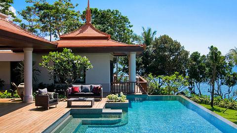 Trisara酒店 Trisara Phuket Villas & Residences