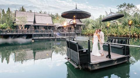 蓝珍珠酒店 Indigo Pearl Phuket