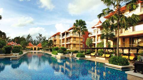 班陶海滩瑞享水疗度假村 Mövenpick Resort Bangtao Beach Phuke
