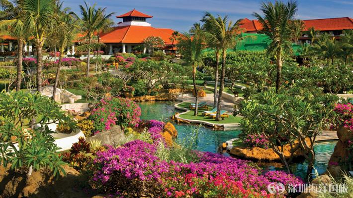 巴厘岛君悦酒店 GRAND HYATT BALI HOTEL