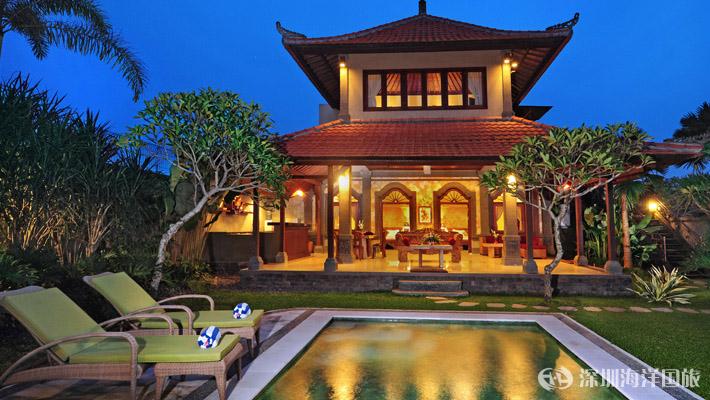 芳香别墅酒店 Bali Aroma Exclusive Villas