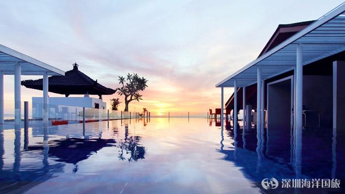 最佳西方库塔海滩酒店 Best Western Kuta Beach Bali