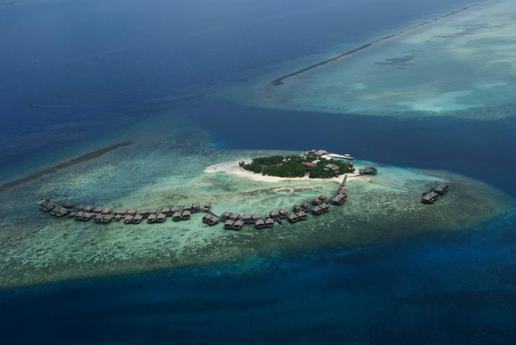 瓦度岛 Adaaran Prestige Vadoo Island Resort