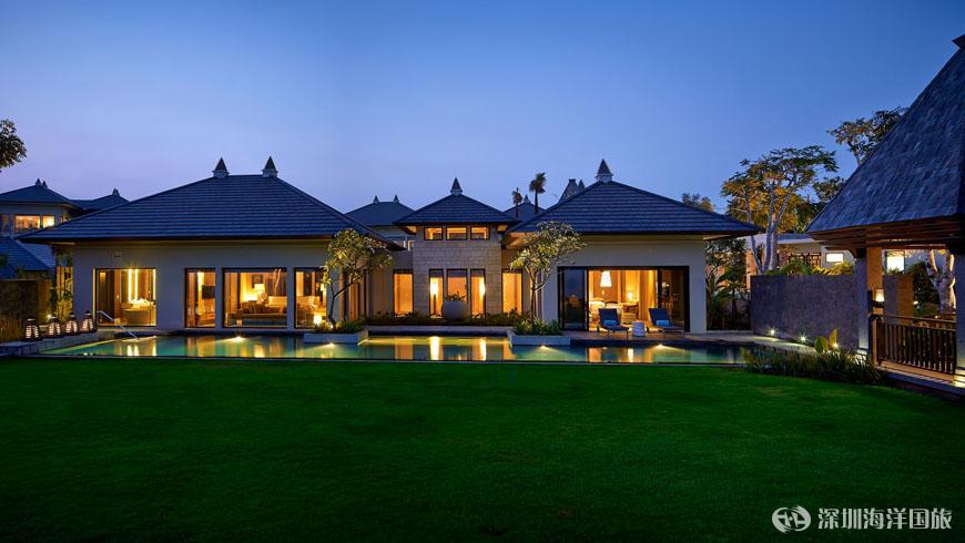 巴厘岛丽兹卡尔顿酒店 The Ritz-Carlton Bali